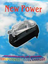 Универсальное зарядное жабка New Power автомат, фото 3