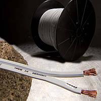 Silent Wire Platinum LS 1 OFC Speaker Cable акустический кабель 2 х 1,5 мм2, фото 1