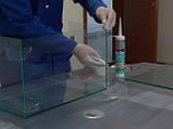 Акваріумний прозорий силіконовий герметик Akfix 100AQ, фото 2