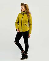 Женская курточка укороченная, фото 1