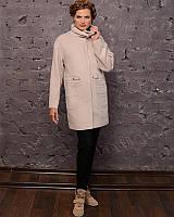 Пальто oversize кашемир, фото 1