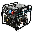 Генератор 3-х фазный бензиновый Hyundai HHY 10000FE-T. Бесплатная доставка!