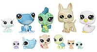 """Набор коллекционных фигурок """"Cabin Crew"""" Littlest Pet Shop (C1673)"""
