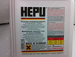 Тосол (антифриз) HEPU (концентрат -80)(красный) 5кг