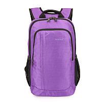 """Городской рюкзак для ноутбука 14,3"""" Тigernu (Тайгерну), фиолетовый цвет"""