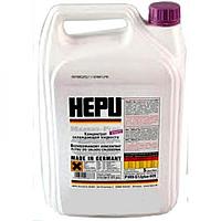 Тосол (антифриз) HEPU (концентрат -80)(фиолетовый) 5кг