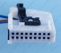 Разъем электрический 18-и контактный (27-13) б/у 2-965777-1