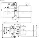 Міні-гідростанція перекидача кабіни MPP-206 GPA, фото 3