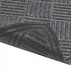 Ковры Diamond грязезащитные|Все цвета и размеры|Оригинальный товар из Нидерландов Чёрный, 120х180, фото 4