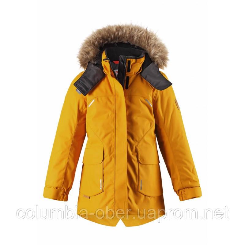 Зимняя куртка для девочек Reimatec 531376-2510. Размеры 104 - 164.