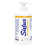 Зволожуючий, заспокоюючий печіння і свербіж бальзам для чутливої шкіри ніг Sixtus Forte, 500 мл