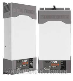 Зарядний пристрій QUICK SBC 600 NRG+ 12 В 50 Ампер OEM