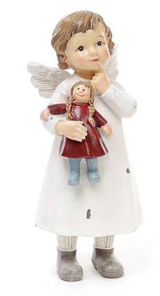 Декоративная фигурка Ангел 14.5см, 3 вида (838-121), фото 2