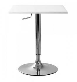 Стол барный Али-S регулируемый 60*60 (СДМ мебель-ТМ)