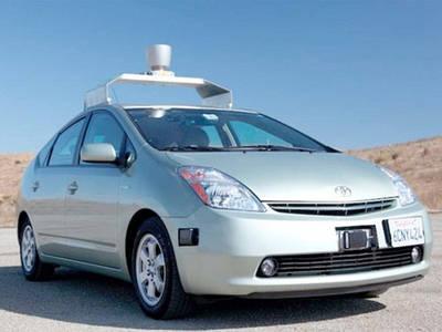 Google получила водительские права для своих автономных автомобилей