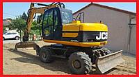 JCB JS 145 W