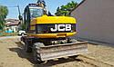 JCB JS 145 W, фото 2