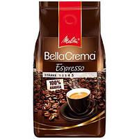 Кава в зернах MELITTA 1KG BELLA CREMA LA CREMA 100% ARABICA