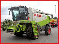 Сlaas LEXION 580