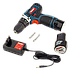 Шуруповерт аккумуляторный Зенит 12 Р2 Li, фото 2