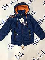 Куртка - жилетка на мальчика размеры 3-8 лет , фото 1