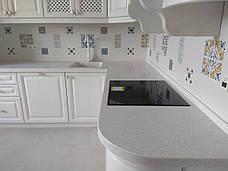 Стільниця з мийкою з штучного каменю Tristone F201, фото 3