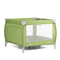 Манеж CARRELLO Grande CRL-9204 Sunny Green Гарантия качества Быстрая доставка