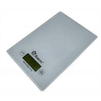 Весы Domotec MS-912 White кухонные электронные до 7кг, фото 2