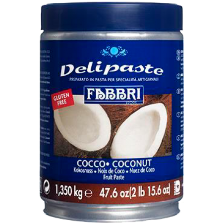 Деліпаста Кокос EU 1,35 кг TM FABBRI