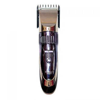 Машинка для стрижки волос беспроводная Kemei KM 8066 (56186), фото 2
