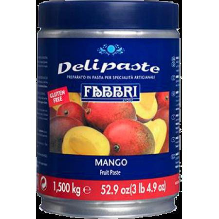Деліпаста Манго EU 1,5 кг TM FABBRI