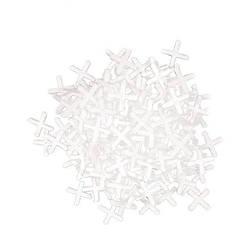 Набор дистанционных крестиков для плитки 3мм/150шт Intertool HT-0353