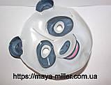 Маска детская Панда  (тонкий пластик)      Майя Миллер, фото 2