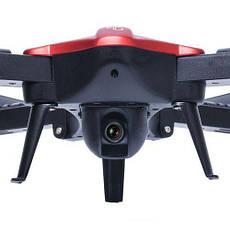 Квадрокоптер Lishitoys L6060W складной с камерой HD 720P и WIFI черный (56123), фото 3