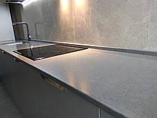 Стільниця з кварцу Technistone Desiree Grey, фото 2
