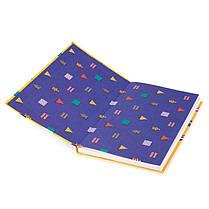 Книга записная KITE BeSound-1 K19-260-1 интегральная обложка В6, 80 листов, клетка, фото 3