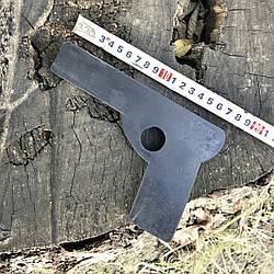 Пистолет тренировочный резиновый Twin Tower Е415