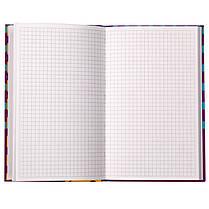 Книга записная KITE BeSound-2 K19-260-2 интегральная обложка В6, 80 листов, клетка, фото 2