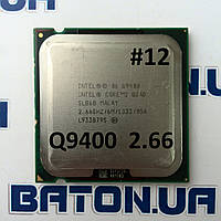 Процессор  ЛОТ #12 Intel® Core™2 Quad Q9400 2.66GHz 6M Cache 1333 MHz FSB Soket 775 Гарантия + Термопаста, фото 1