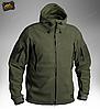 Демисезонная флисовая куртка Helikon-Tex® Patriot (grey), фото 2