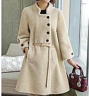 Шерстяное женское пальто.Арт.01164, фото 1