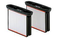 Фильтровальные кассеты Metabo, 2 шт. полиэстер с нанопокрытием (631894000)
