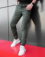 Штаны мужские Pobedov Cotton Pants Feed качественные фирменные молодежные (хаки), ОРИГИНАЛ