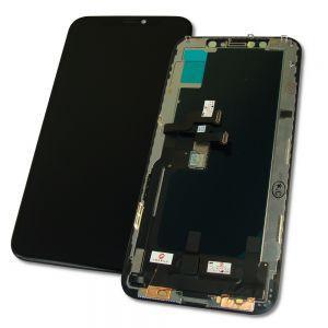 Дисплей iPhone XS с тачскрином черный Оригинал (тестирован)