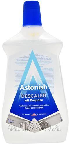 Средство для удаления накипи Astonish DESCALER 1L