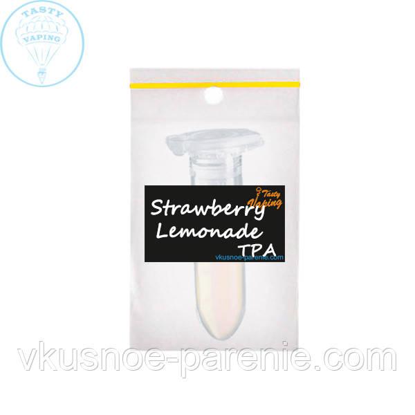 Ароматизатор Strawberry Lemonade (Клубничный Лимонад) TPA 1мл