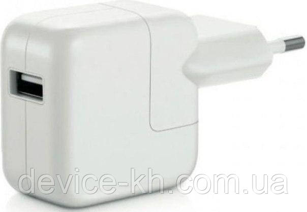 Original Apple USB Power Adapter 10W (MC359) (Зарядное устройство для iPad, iPhone)