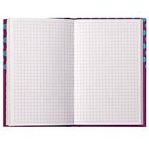 Книга записная KITE BeSound-2 K19-199-2 твердая обложка А6, 80 листов, клетка, фото 3