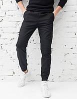 Штаны мужские Pobedov Cotton Pants Feed качественные топовые фирменные молодежные (черные), ОРИГИНАЛ, фото 1