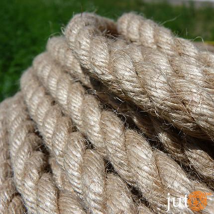 Джутовая веревка 14 мм, фото 2
